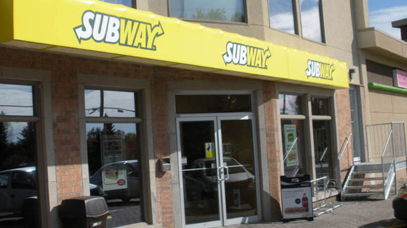 Groupe Restos Bégin - Subway
