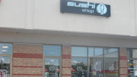 Groupe Restos Bégin - Sushi Shop