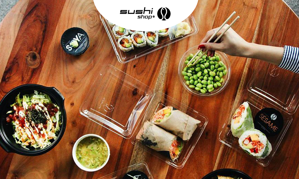 le Groupe Restos Bégin - Sushi-Shop