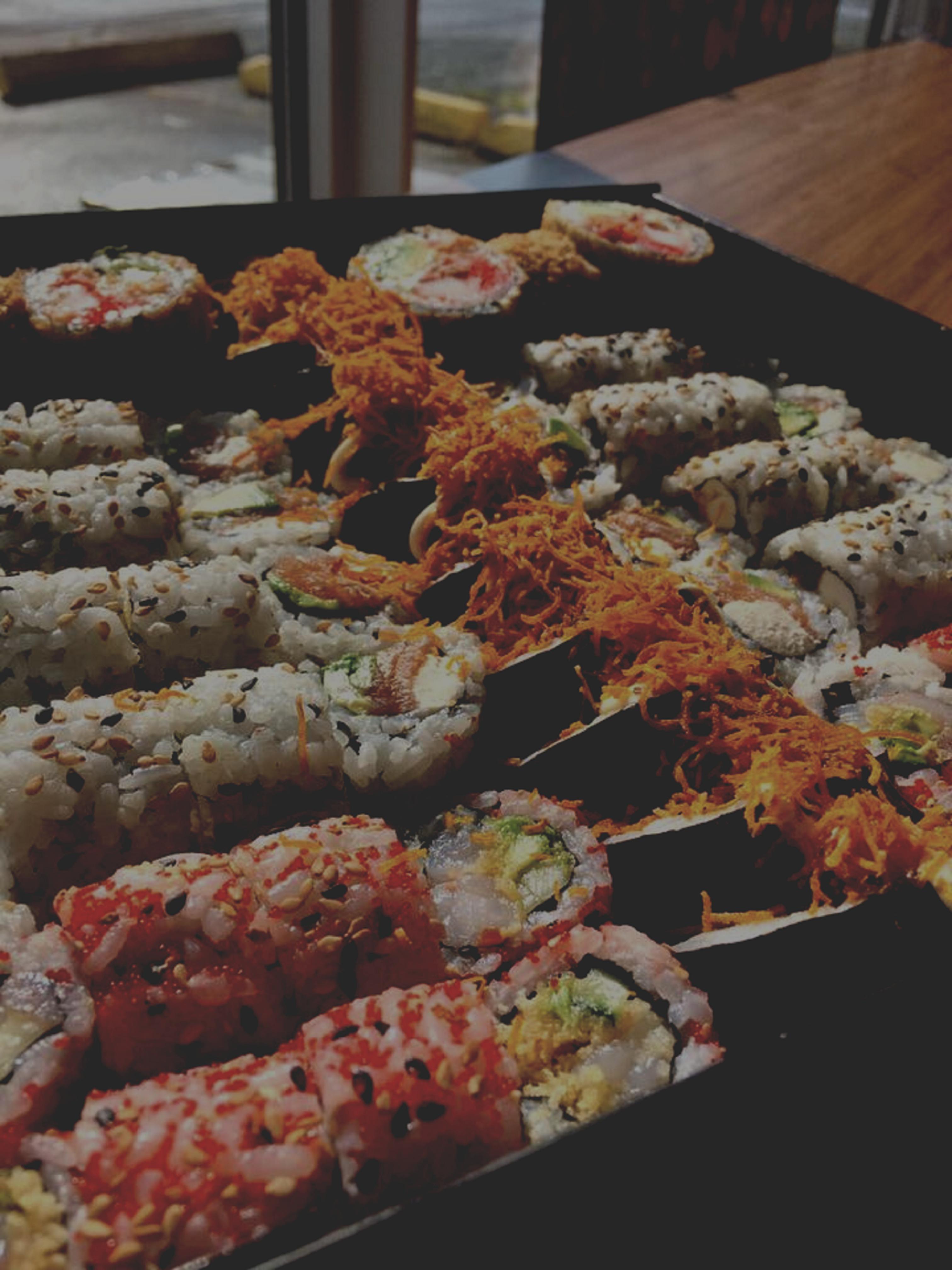 Ouverture Sushi Shop